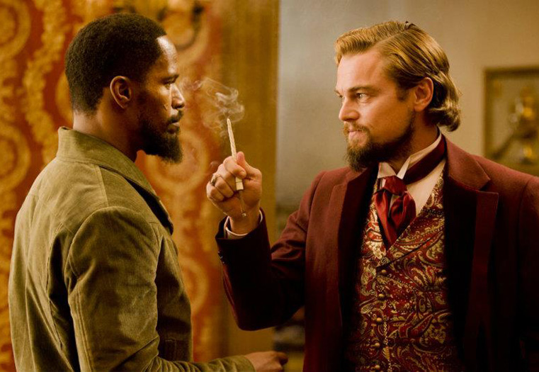 FILM CINEMA DJANGO UNCHAINED