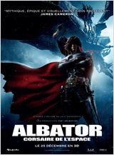 FILM ALBATOR, CORSAIRE DE L'ESPACE