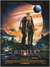 FILM CINEMA  JUPITER : LE DESTIN DE L'UNIVERS