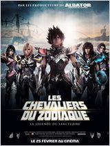 FILM CINEMA LES CHEVALIERS DU ZODIAQUE - LA LEGENDE DU SANCTUAIRE