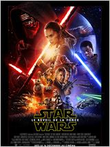 FILM CINEMA STAR WARS - LE REVEIL DE LA FORCE