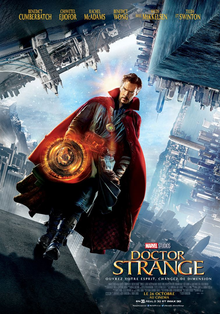 FILM CINEMA DOCTOR STRANGE