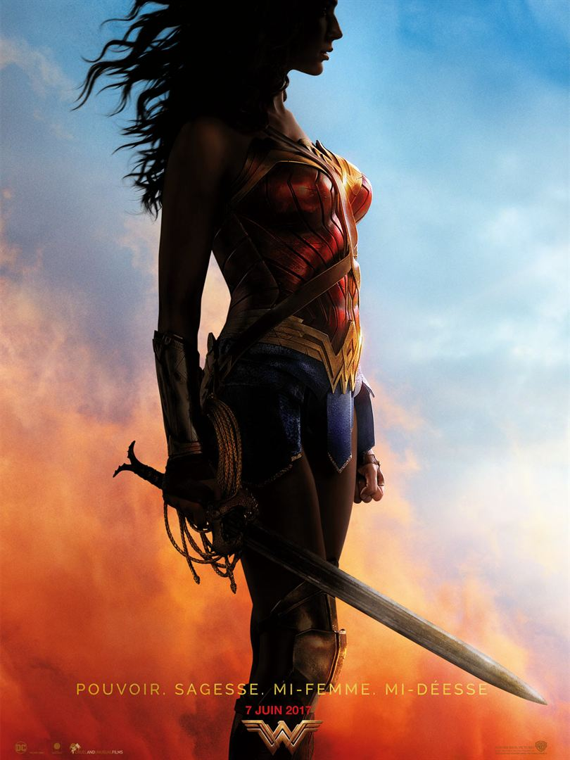 FILM CINEMA WONDER WOMAN