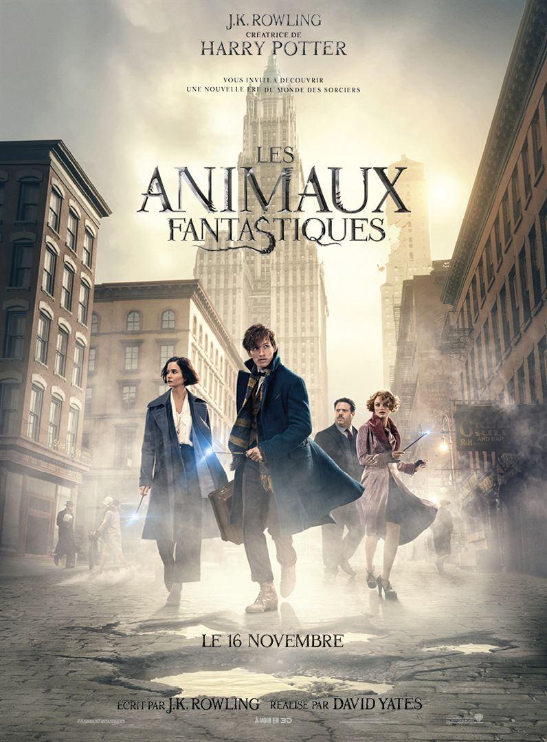 FILM CINEMA LES ANIMAUX FANTASTIQUES